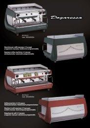 GS PUL/2 mod. DOGARESSA Macchine per caffè ... - Cool Equipment
