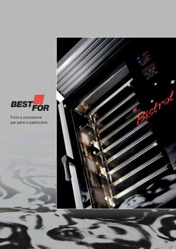 Depliant prodotti Bistrot - Bestfor