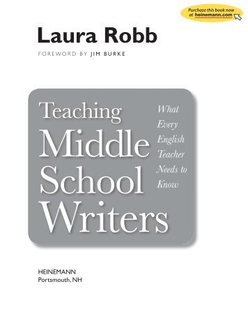 Read Chapter 5, Making Powerful Writing Happen Day ... - Heinemann