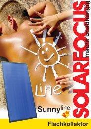 Sunny Line Kollektor - Heinlein Kulmbach