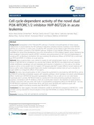 Provisional PDF - Molecular Cancer