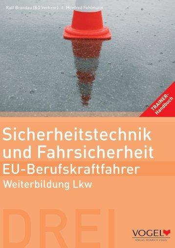 Mod 3 Lkw_Trainer_Umarbeitung.indd - Verlag Heinrich Vogel