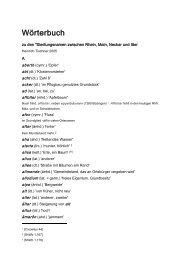 ganzes Wörterbuch runterlanden (pdf) - Heinrich Tischner
