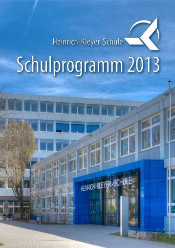 Die HKS stellt sich vor - Heinrich-Kleyer-Schule