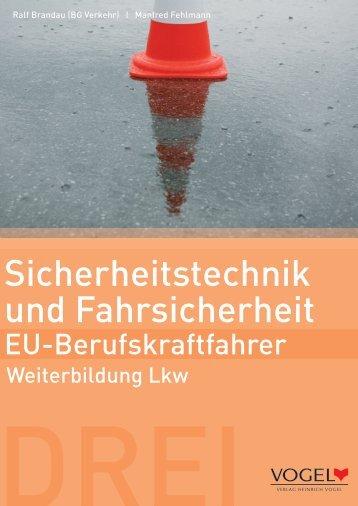 Mod 3 Lkw_Teilnehmer_Umarbeitung.indd - Verlag Heinrich Vogel