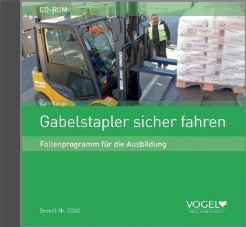 Gabelträger anheben - Verlag Heinrich Vogel