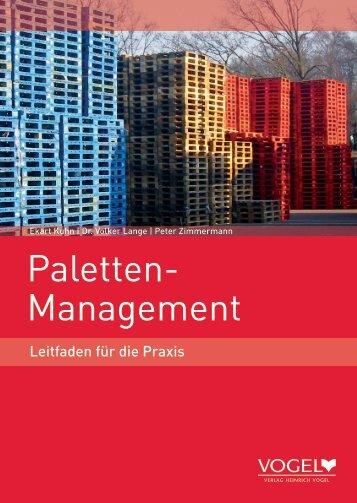 Paletten- Management - Verlag Heinrich Vogel