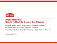 Microsoft PowerPoint - Presentation2 - Heinz