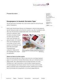 Die besten Tipps - Heinze GmbH