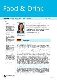 Newsletter – Europa, Deutschland, Schweiz, Österreich