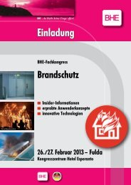 Download Einladungsflyer - BHE