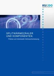 Splittwärmezähler & Zubehör - Heizkosten-online.de