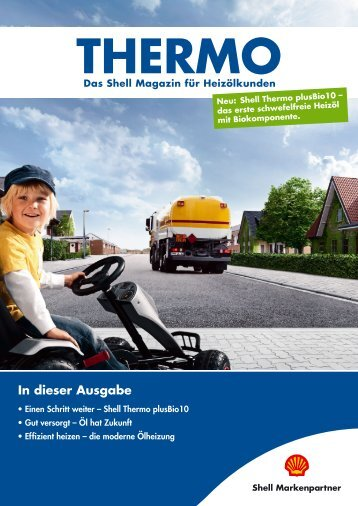 Ausgabe 01/2009 - Thomsen Mineralöle GmbH & Co. KG