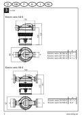Montage- und Bedienungsanleitung Heizungspumpen Ecocirc ... - Page 2