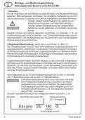Montage- und Bedienungsanleitung Heizungspumpen Ecocirc ... - Page 6