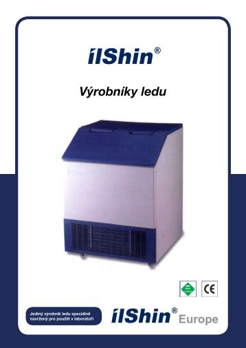 Výrobníky ledu - Helago