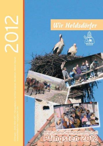 Wir Heldsdörfer - Heldsdorf
