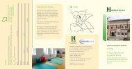 Programm 10 Jahre Tagesklinik Bergen - HELIOS Kliniken GmbH
