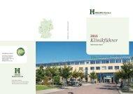 Klinikführer - HELIOS Kliniken GmbH