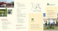 Wir haben etwas gegen Ihre Schmerzen - HELIOS Kliniken GmbH