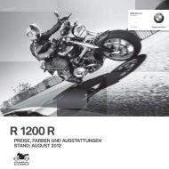 PL R 1200 R Dd-6s-0812 - BMW Motorrad Deutschland