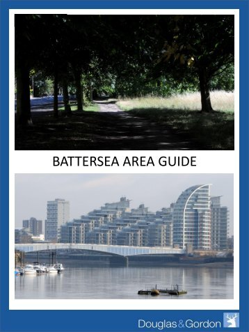 Your Douglas and Gordon  Guide to Battersea