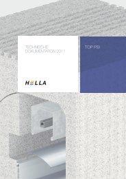 technische dokumentation 2011 TOP PSI - Hella Specht