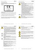 Inhaltsverzeichnis Vorbemerkungen HELLA CARAT ... - Hella Specht - Page 2