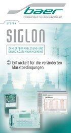 SIGLON Broschüre - Baer Gmbh