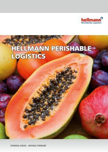 Broschüre HPL - Hellmann Worldwide Logistics
