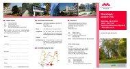 Flyer Neuro Update 2011.cdr - Kommunalunternehmen Kliniken und ...