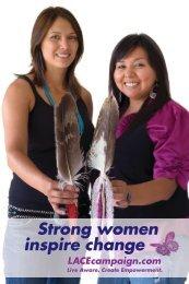 Strong women inspire change - HelloCoolWorld.com