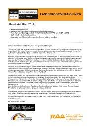 Rundbrief März 2012 - Helmholtz Gymnasium Bonn
