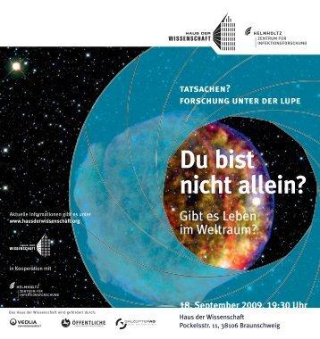 Flyer Download - Helmholtz-Zentrum für Infektionsforschung