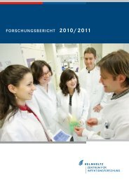 research report 2006/2007 forschungsbericht 2010/2011