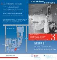 GRIPPE - Helmholtz-Zentrum für Infektionsforschung