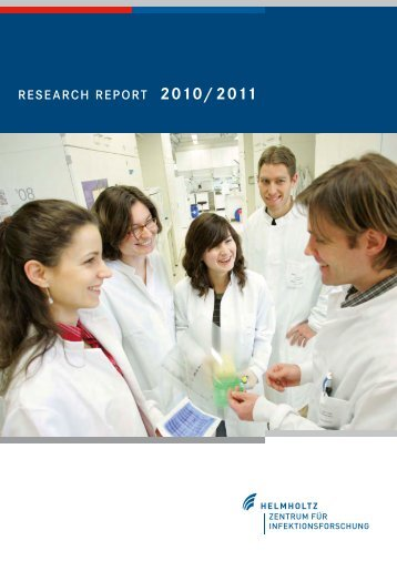 Research Report 2010 2011 - Helmholtz-Zentrum für ...