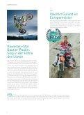 WELTMEISTERTITEL FÜR MOTOREX ON- UND OFFROAD - Page 6