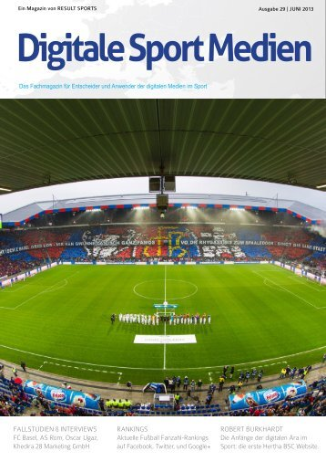 Digitale Sport Medien Juni - Result-Sports