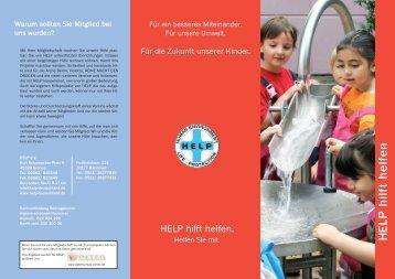 Flyer 5 - Help Deutschland
