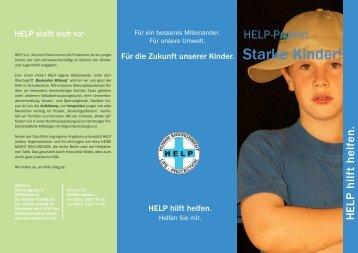Starke Kinder! - Help Deutschland