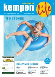 Ausgabe 2 jetzt online! - GO-Krefeld.de