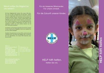 Flyer 4 - Help Deutschland