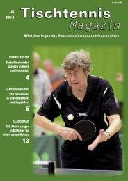 2013 Erste Finalrunden steigen in Melle und Helmstedt 120 ... - TTVN
