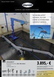 3.895,- € - Gelber-Bieger GmbH