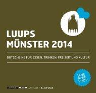 LUUPS MÜNSTER 2014
