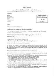 11. Sitzung 30.09.2013 - Dornburg