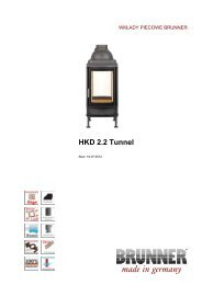 HKD 2.2 Tunnel made in germany - Brunner