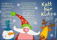 Programm November : Dezember 2013 - Kattwinkelsche Fabrik