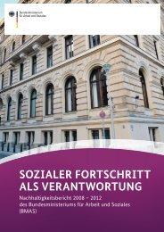 Nachhaltigkeitsbericht - CSR in Deutschland